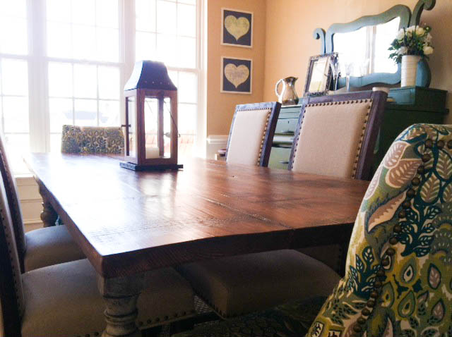Finally I Have All My Chairs – World Market Dining Room Chairs